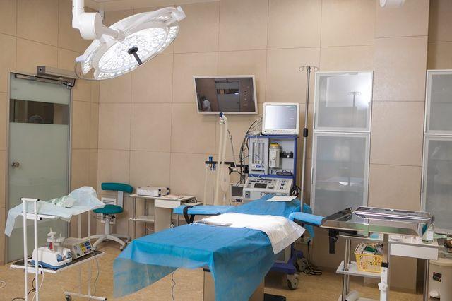 Общая хирургия.  Операции на органах брюшной полости